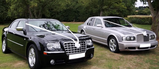 Bentley and Chrysler